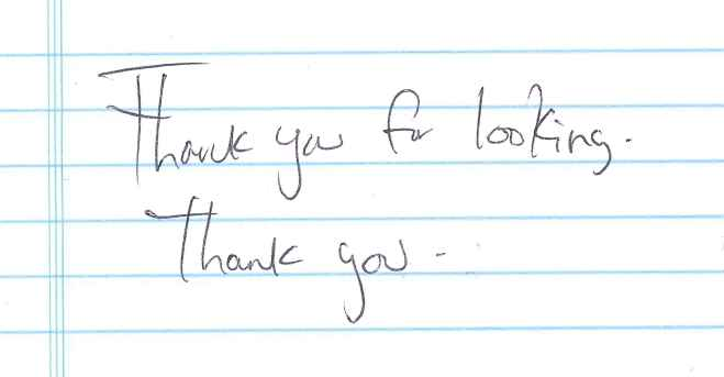 handwriting_thankyouforlooking