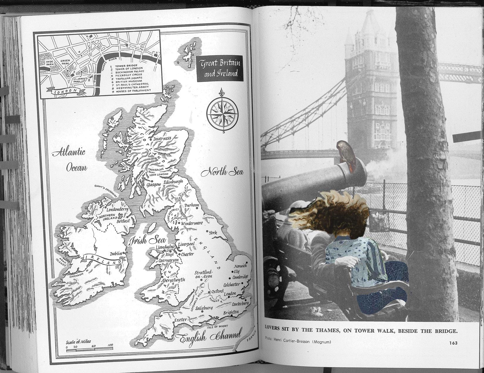 traveling london