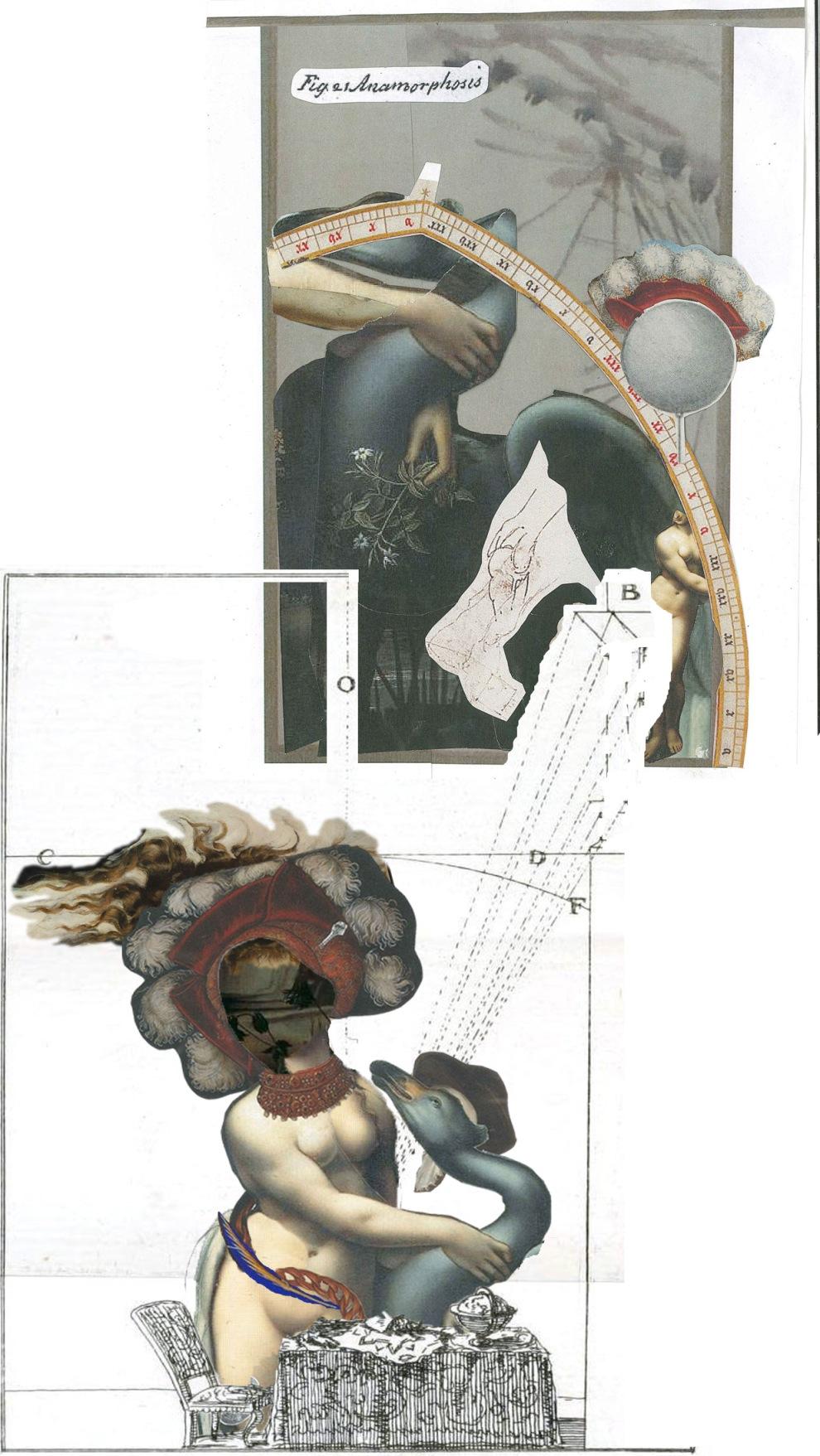 figure 21: anamorphosis