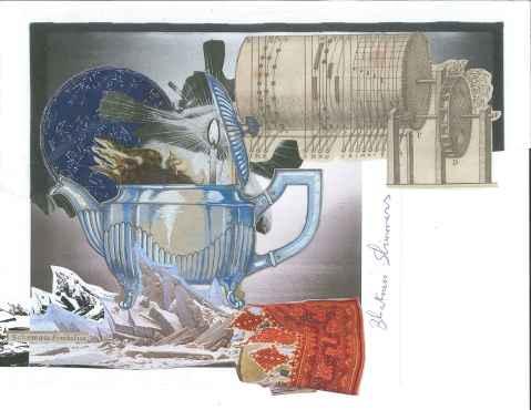 teapot odalisque