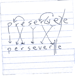 handwriting_preserveperservere